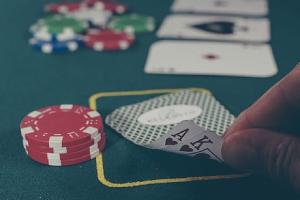 Spelar kort